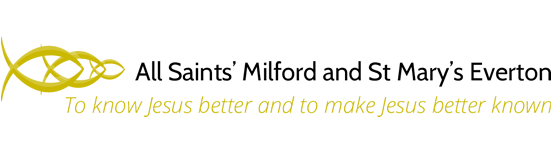 Friends of NCF - All Saints, Milford on Sea logo
